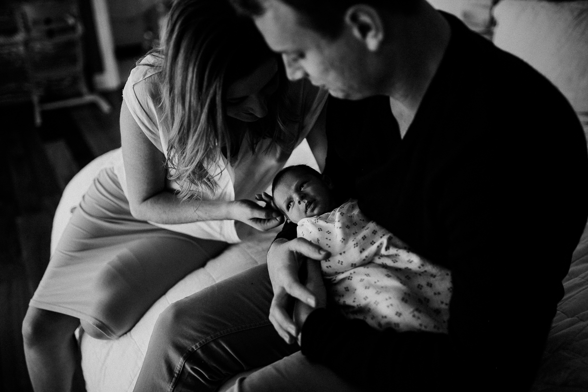 Newborn Photography Wilberforce| Justine Curran Photography