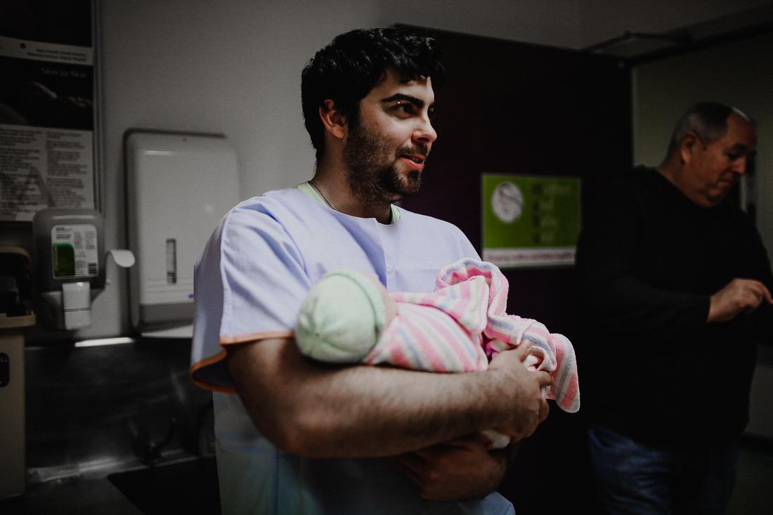 Fresh 48 Newborn Photography session