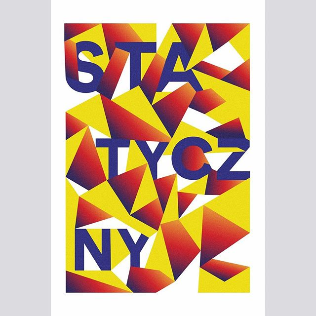 Estático #poster, #graphicdesign, #ocio