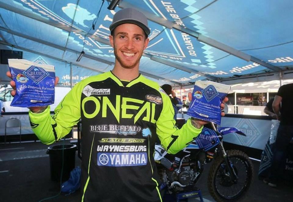For the 2017 West Coast 250 series Broc went with AJ Catanzaro as their sole supported rider. AJ, a very popular and talented privateer, had some great finishes for the team and immediately clicked with everyone.