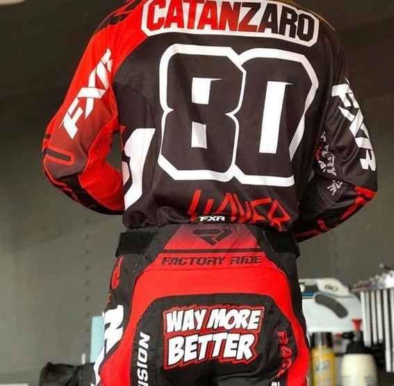 Nothing says factory like a custom butt patch! Top Pros trust Patched MX to keep them looking ultra trick and custom. If you can imagine it, they can make it! Hit them up today!