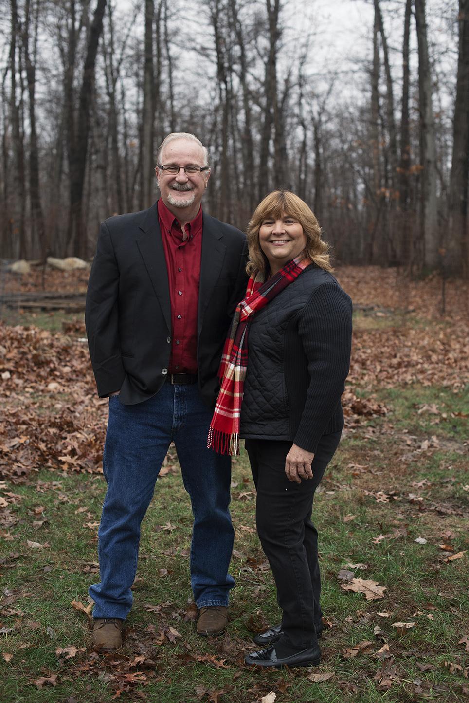 Jeff and Donna McCann