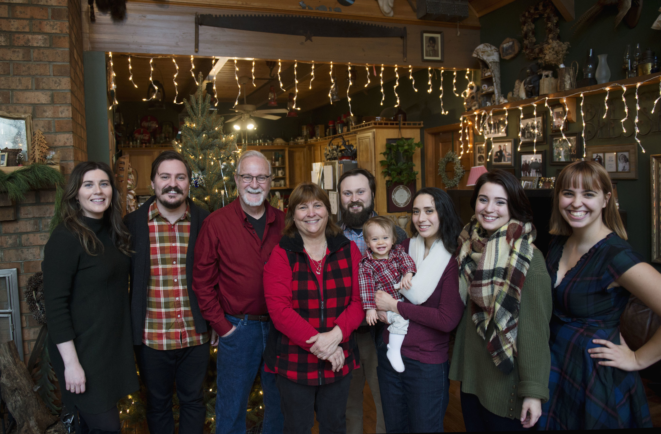 The McCann Family