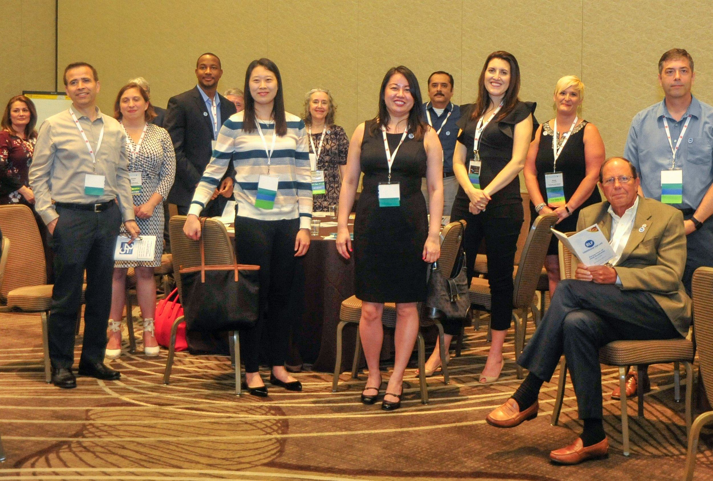 Grads of the 2018 Midwest RLF program were among the many RLF grads recognized during a special celebration on May 15, 2019 during SIM Connect Live in Orlando.