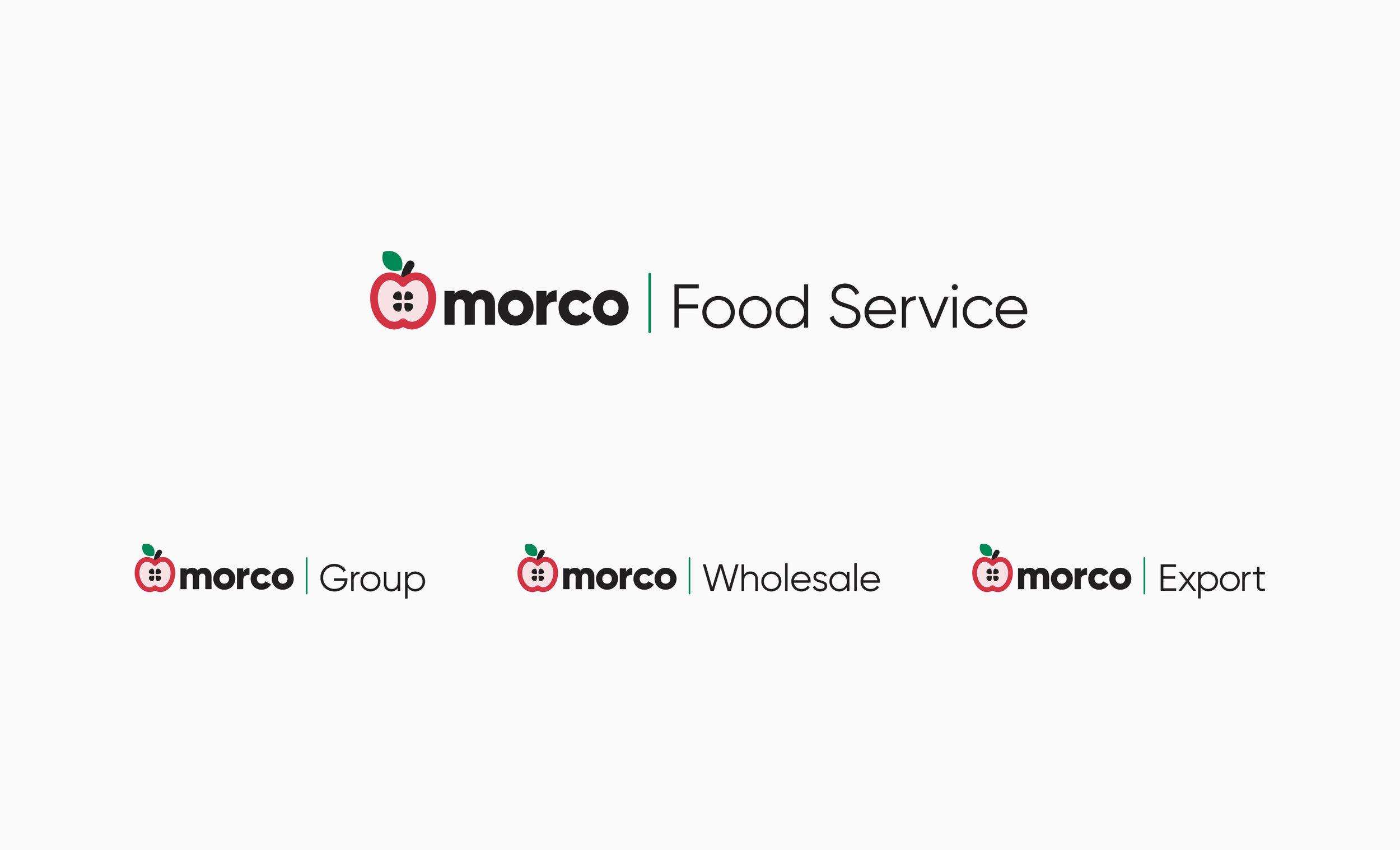 Sub-branding system