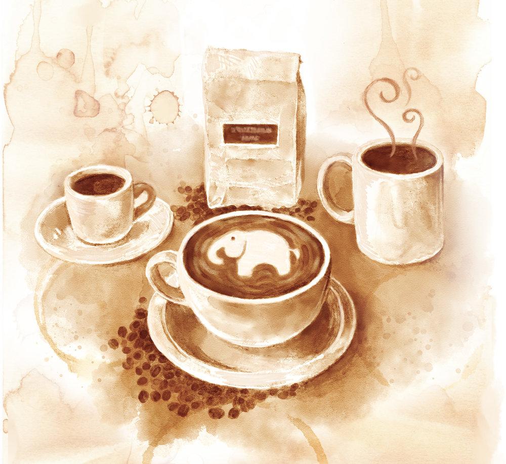 Custom Stumptown Coffee Roasters Promotion