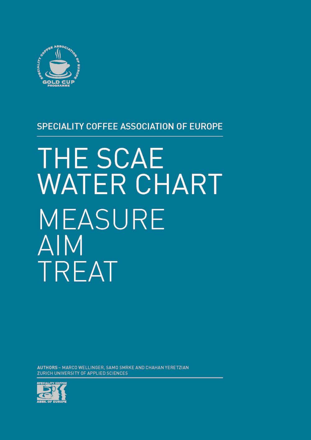 The SCAE Water Chart  The new SCAE Water Chart establishes a solid framework for a unified and transparent discussion of water for coffee. The centre of this discussion revolves around the two axes alkalinity and total hardness. We have presented this booklet in order to promote a spirited exchange of ideas about the water we use for brewing within the speciality coffee community.   Member Access
