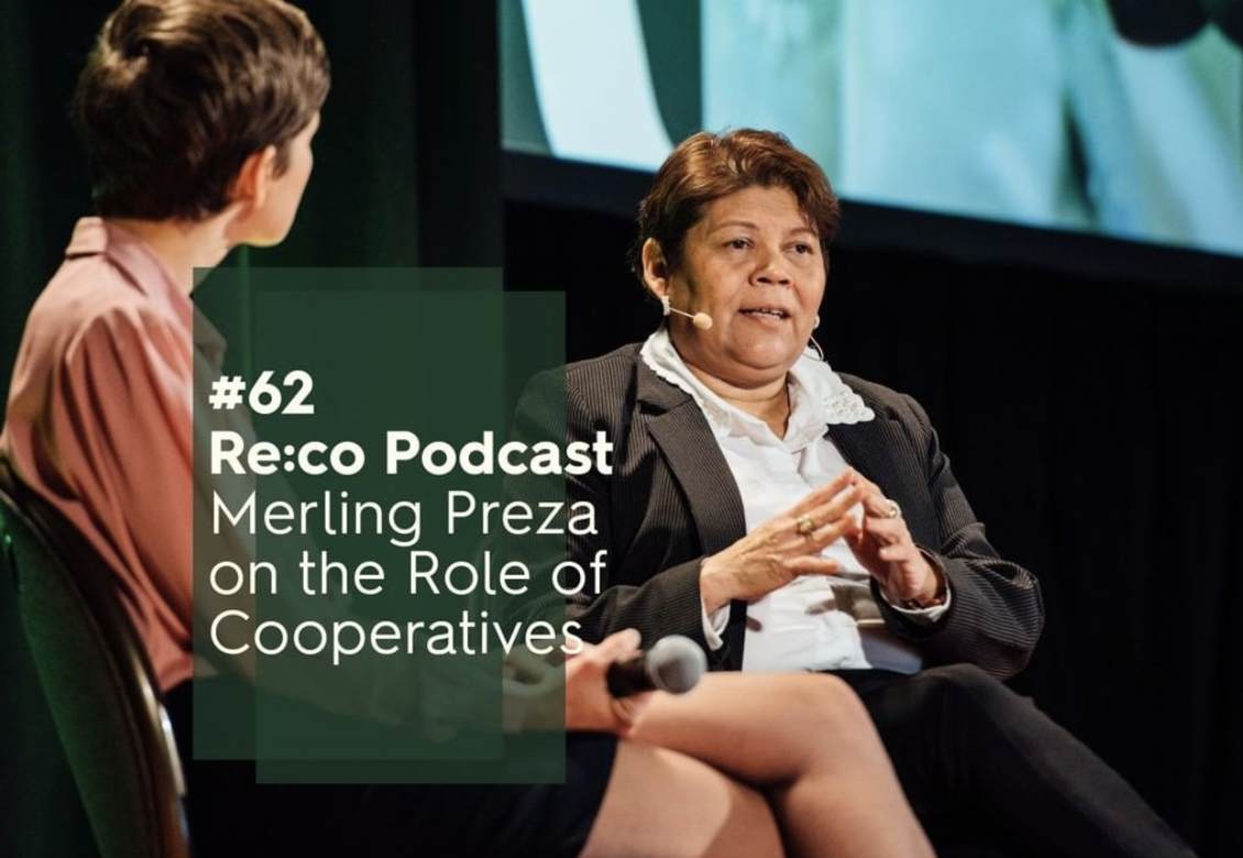 Merling Preza on the Role of Cooperatives | Re:co Symposium 2019