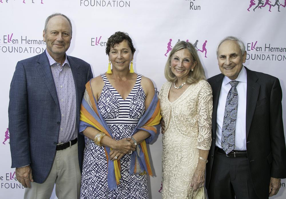 Steve Maietta, Claudia Pilato, BNB Honoree Marcia Hefter, Robert Hefter.jpg