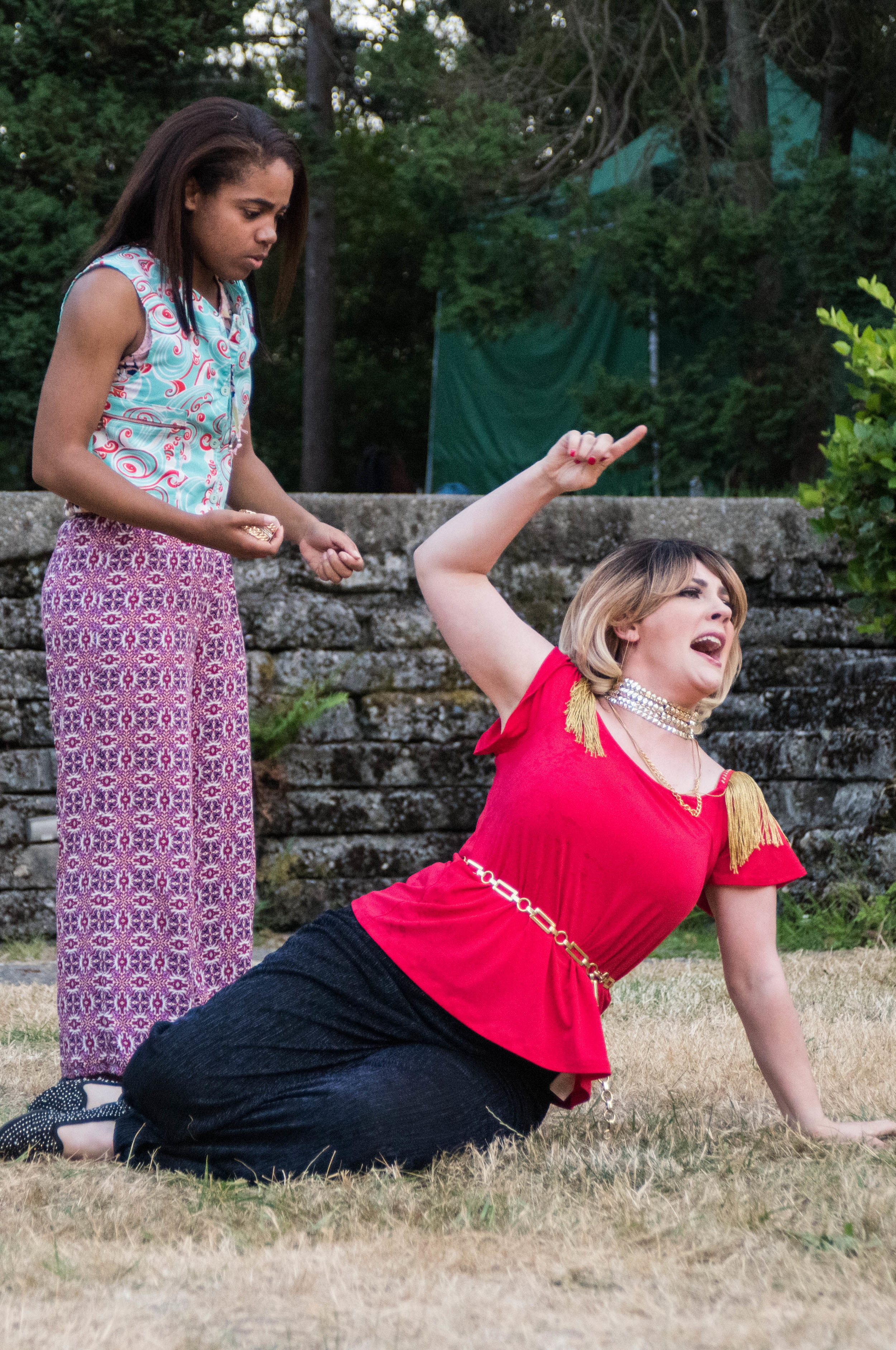 Comedy of Errors - GreenSTAGE