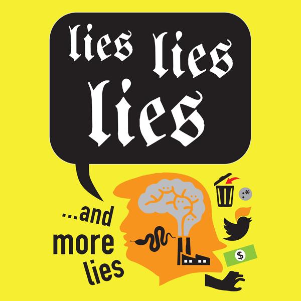 Lies Lies Lies Banner