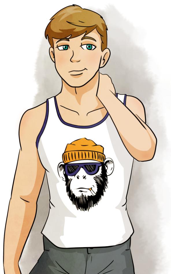 Bad Monkey Tank