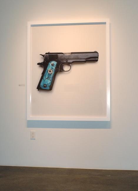 Gerald Peters Gallery Installation