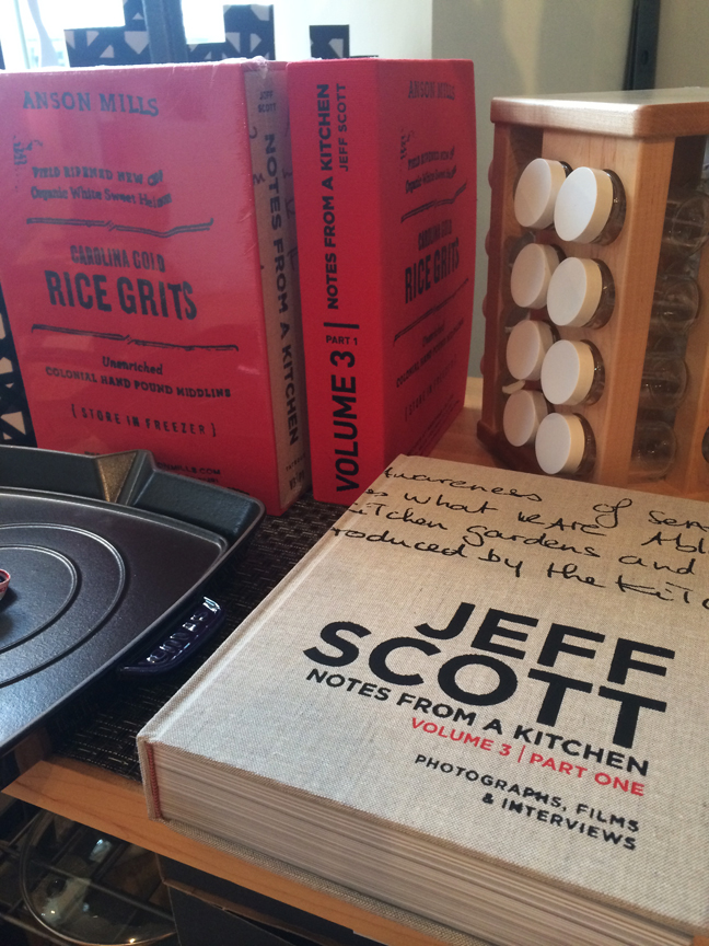 Notes From A Kitchen Volume Three, 2013 by Jeff Scott