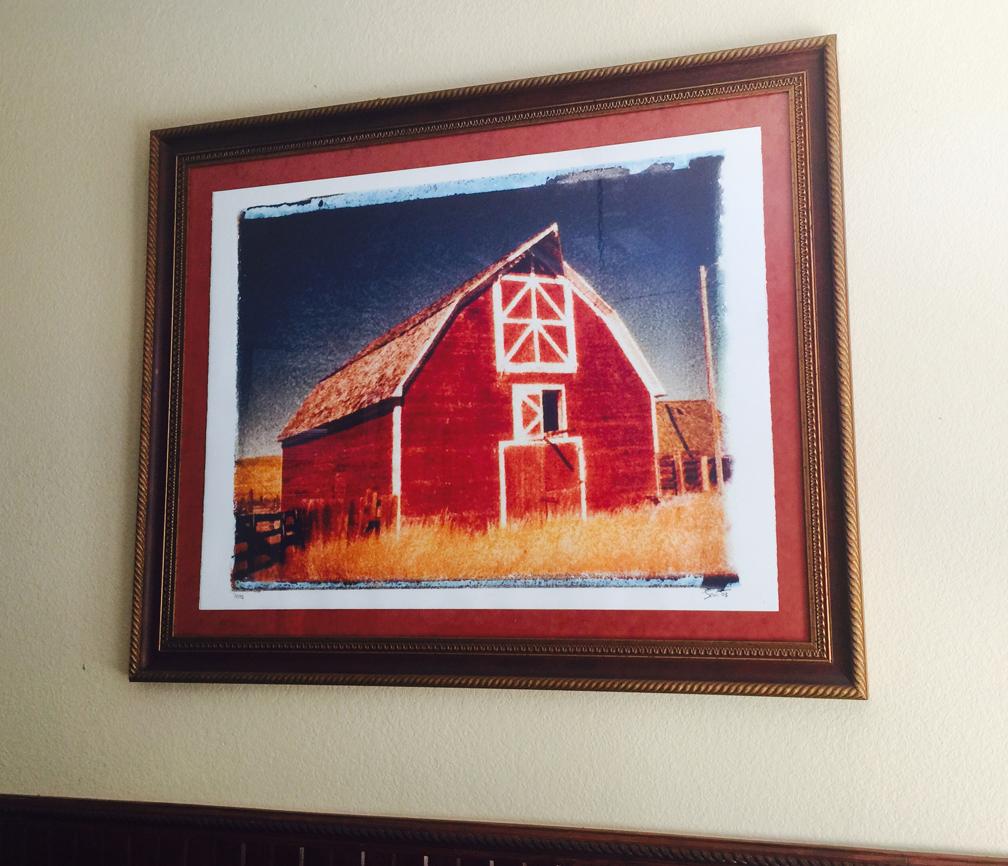 American Barn Installation