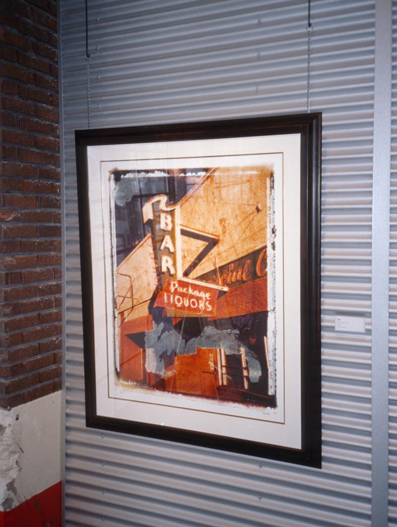 Bar, Exhibition in Park City, Utah