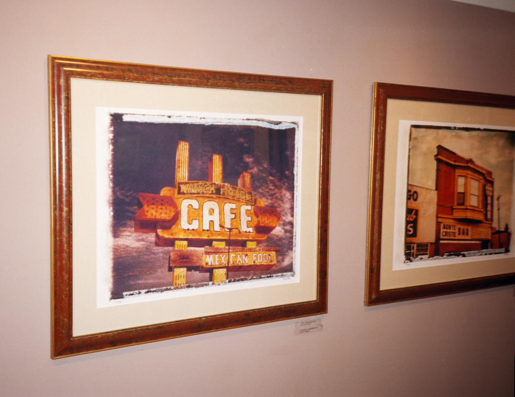 Cafe, Exhibition in Newport Beach