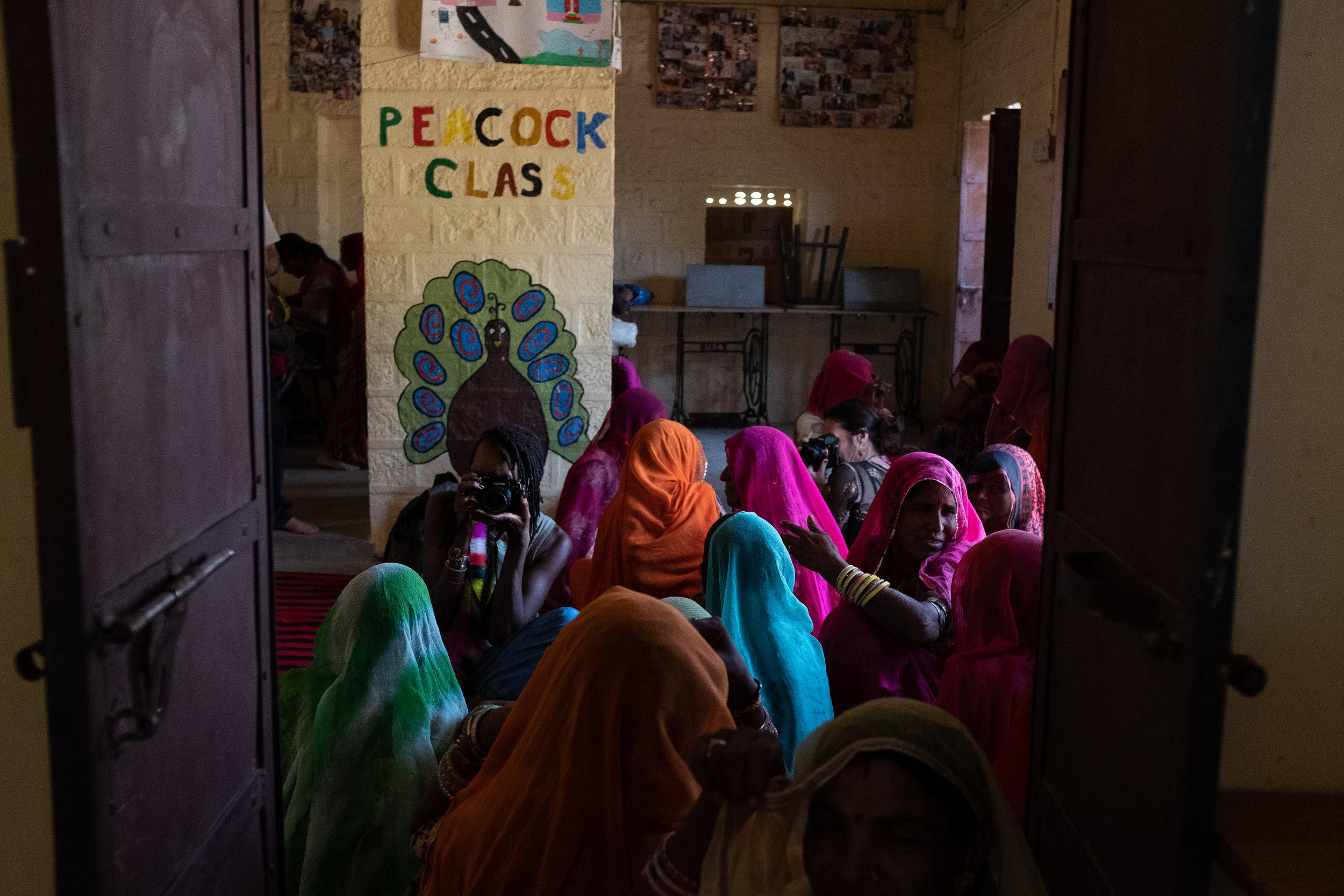Photo by Kristi Giambattista for PWB School India