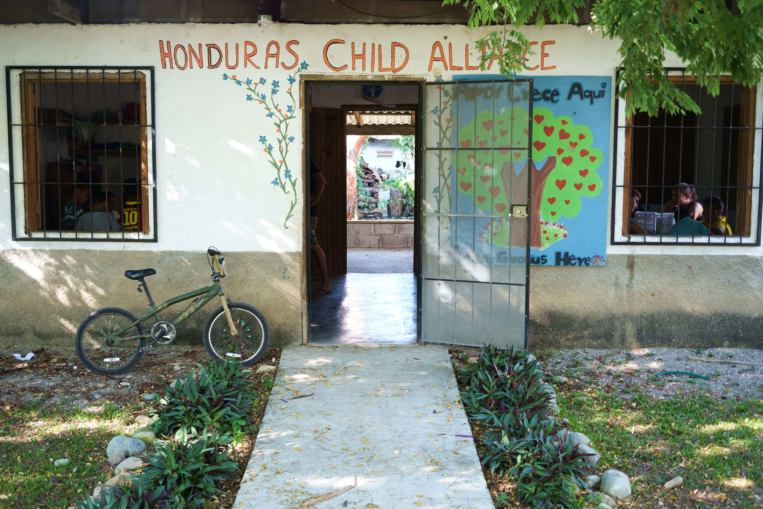 Photo by John Arthur Brown for Honduras Child Alliance