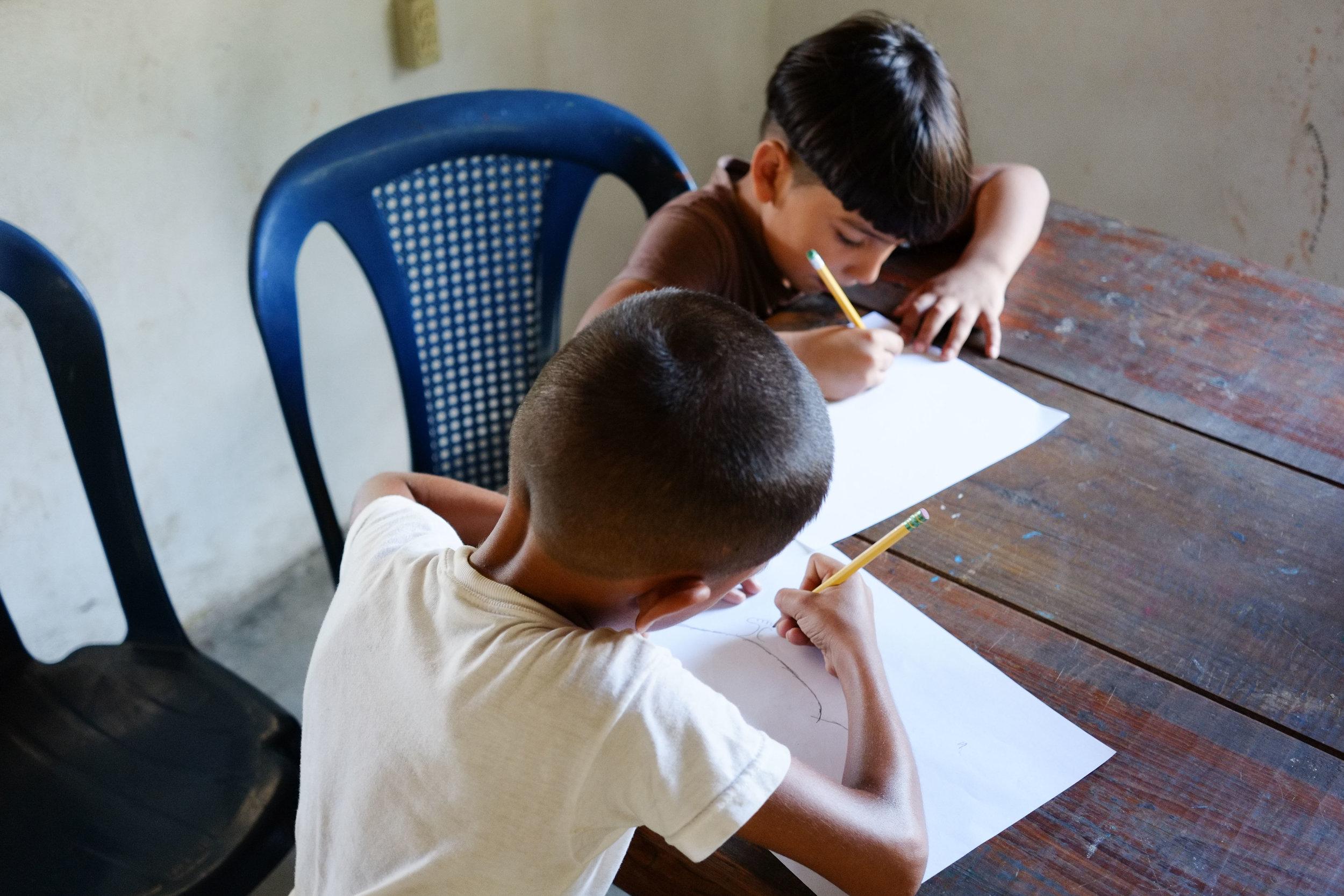 Photo by John Arthur Brown for Honduras Child Alliance