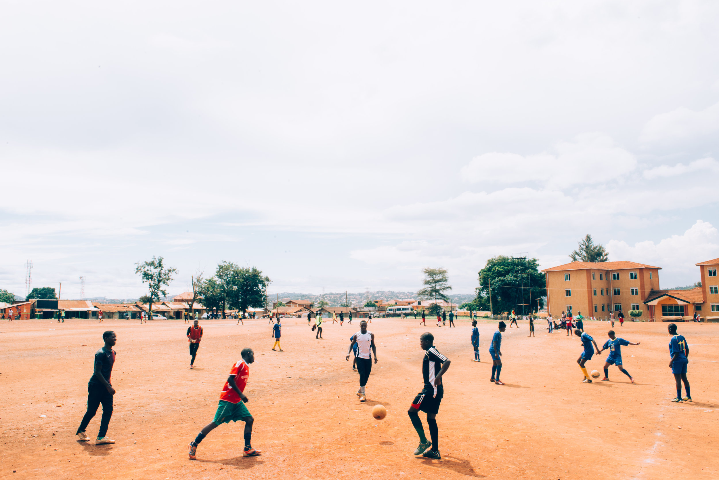 Photo by Kenya-Jade Pinto on assignment for Tackle Africa and PWB