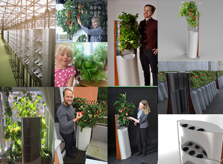 Bringing farming capabilities to city dwellers - We will deliver a unique Scandinavian-designed hydroponics unit to people around the world who want to grow their own vegetables, herbs and medicinal plants at home without using soil. Taking up less than one square meter in space, our product is ideal for urbanites in small city apartments, who would like to have a lush, organic kitchen garden.