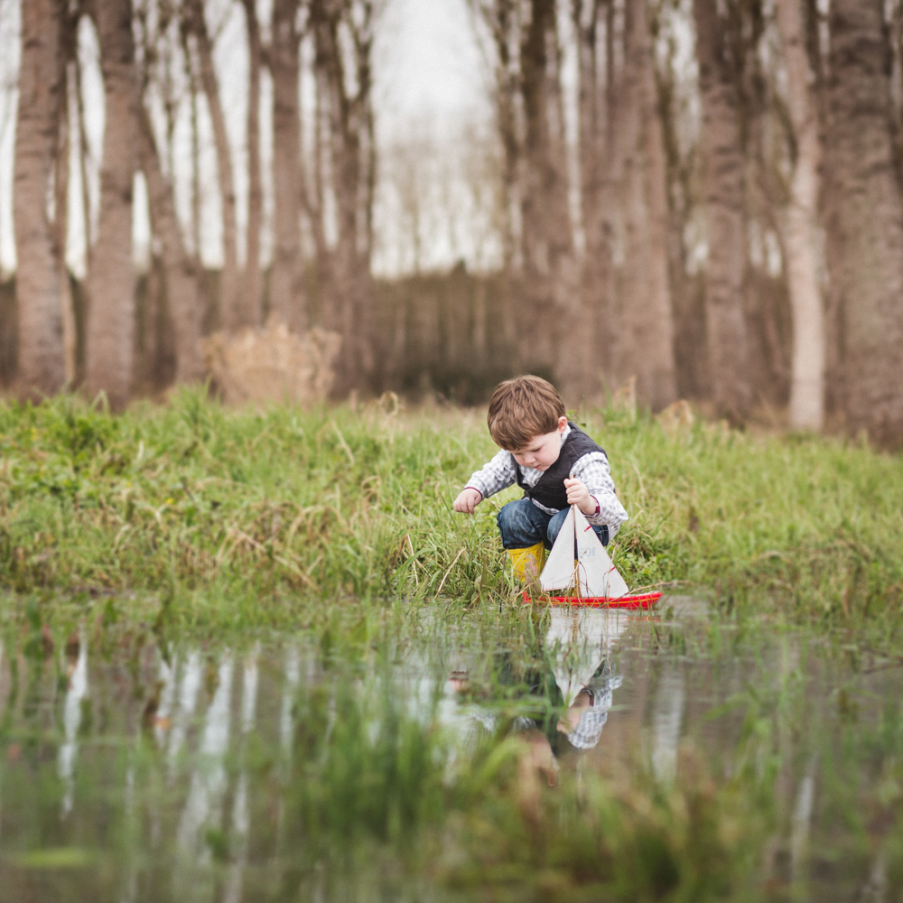 Annie Renwick fine art childrens photographer in Devon