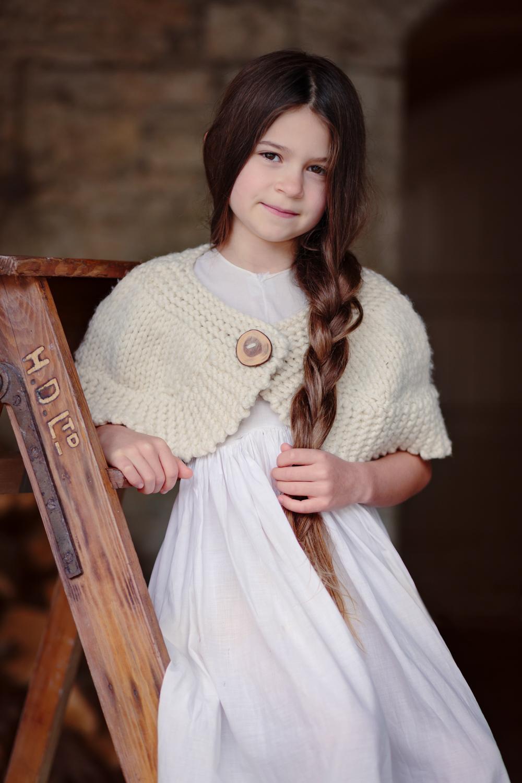 Annie Renwick fine art childrens photographer in Devon
