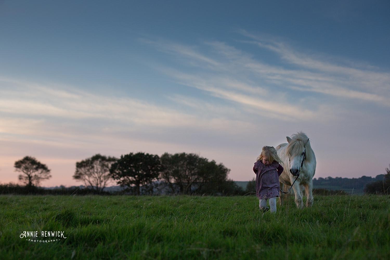 Eva & Frosty 06 Dartmoor Devon