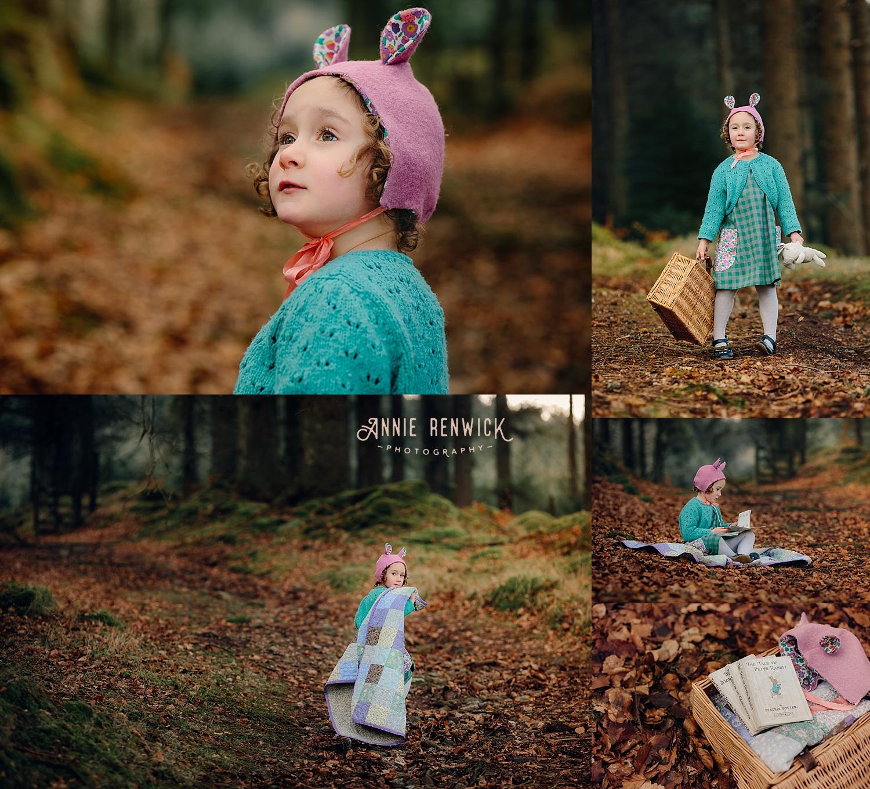 Beatrix Potter Styled Shoot Dartmoor