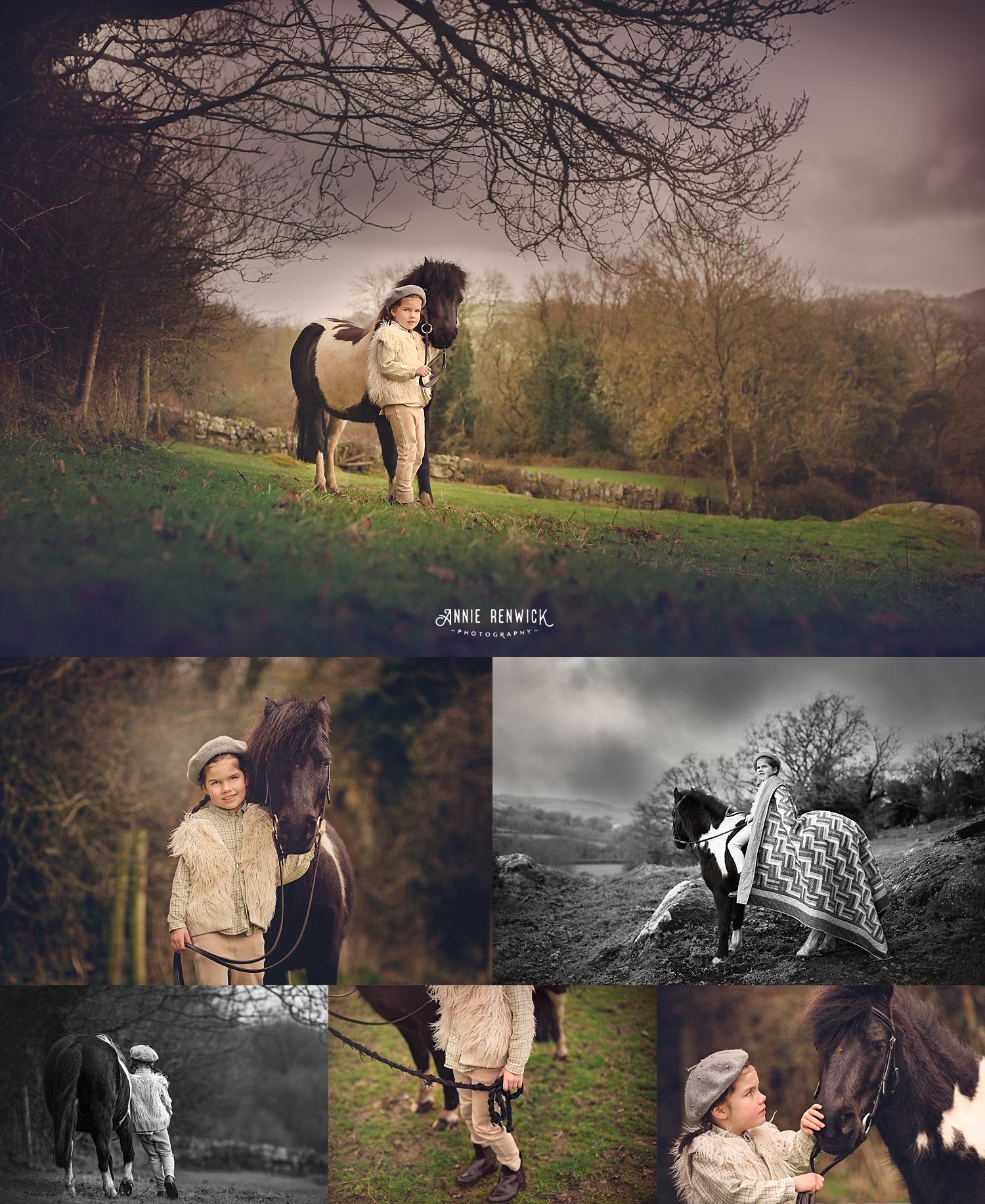 Merryn Pony Photos Dartmoor