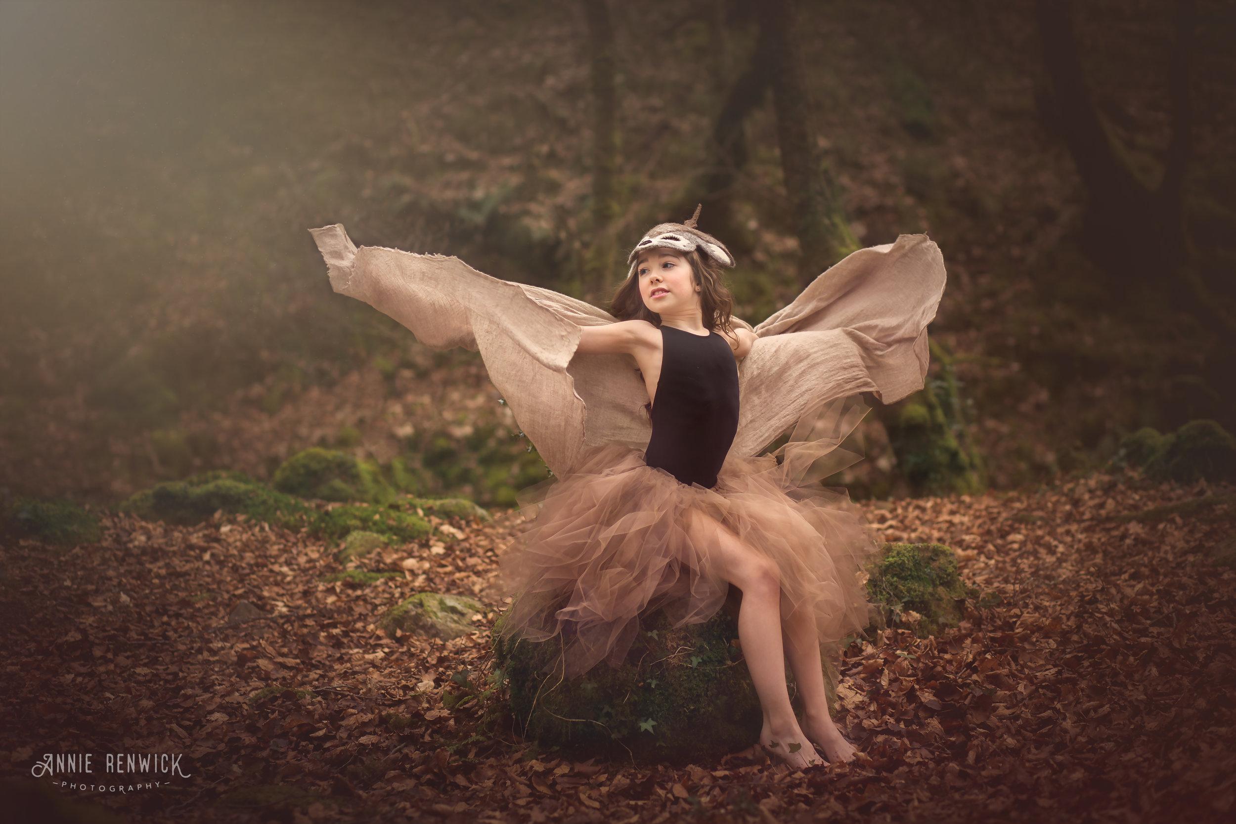 Woodland Ballerina Dartmoor