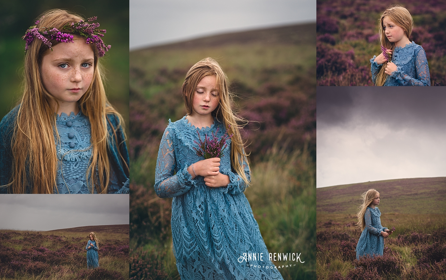 natural timeless portrait session dartmoor