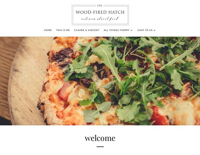 The Wood-Fired Hatch's website is now live - www.thewoodfiredhatch.co.uk @the_woodfired_hatch ⁣ ⁣The website looks fantastic and our family loves Louella's pizzas, we are big fans. Louella came to me for a Business Profile photo session as she wanted to tell the story of her pizzas from hand-picking herbs, to fresh local produce and of course, telling the story of her van and the wood-fired oven within, and all the places it will travel to.
