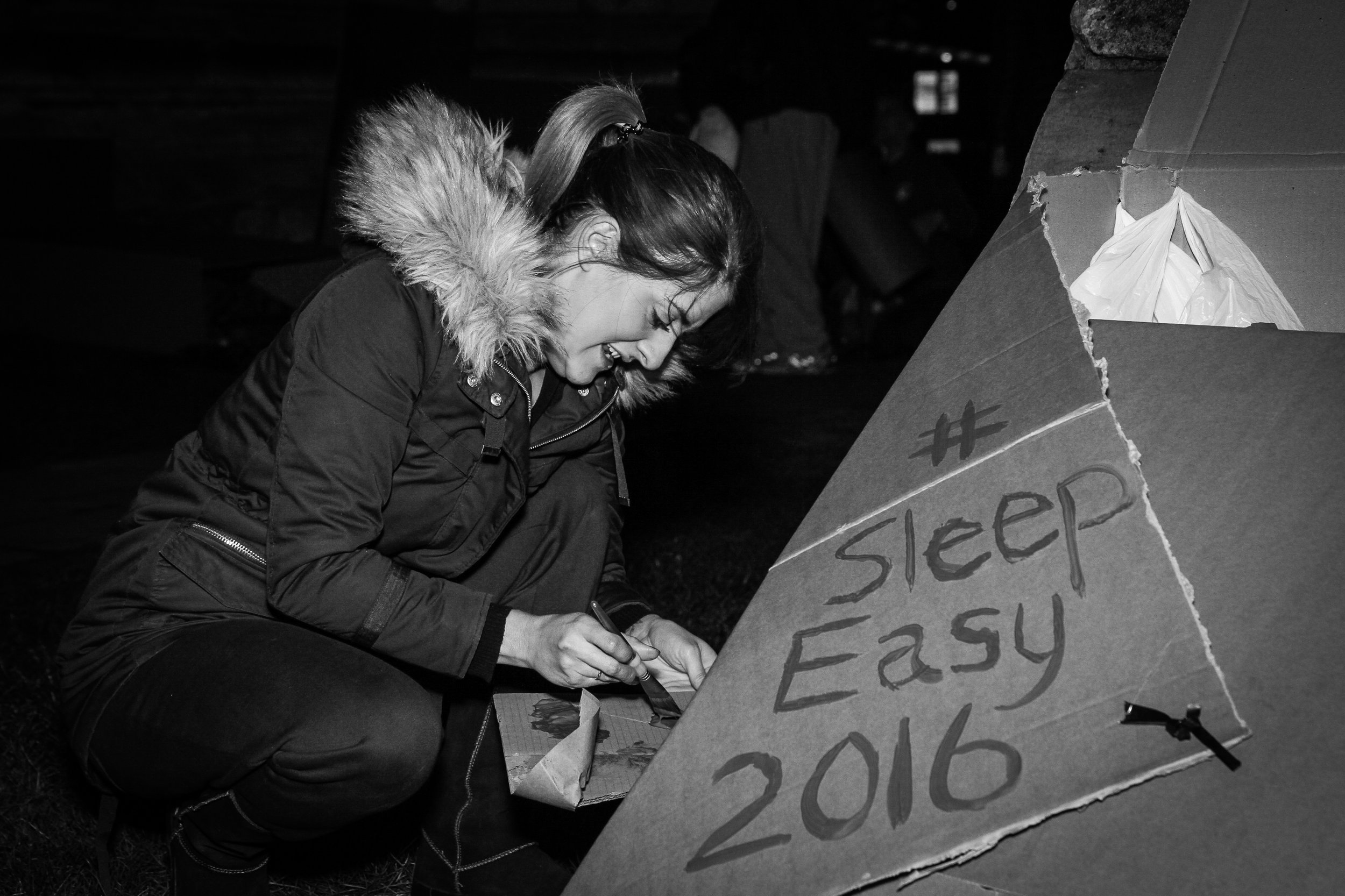 Live coverage of the SleepEasy event