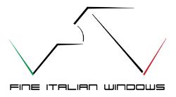 Custom Italian Windows