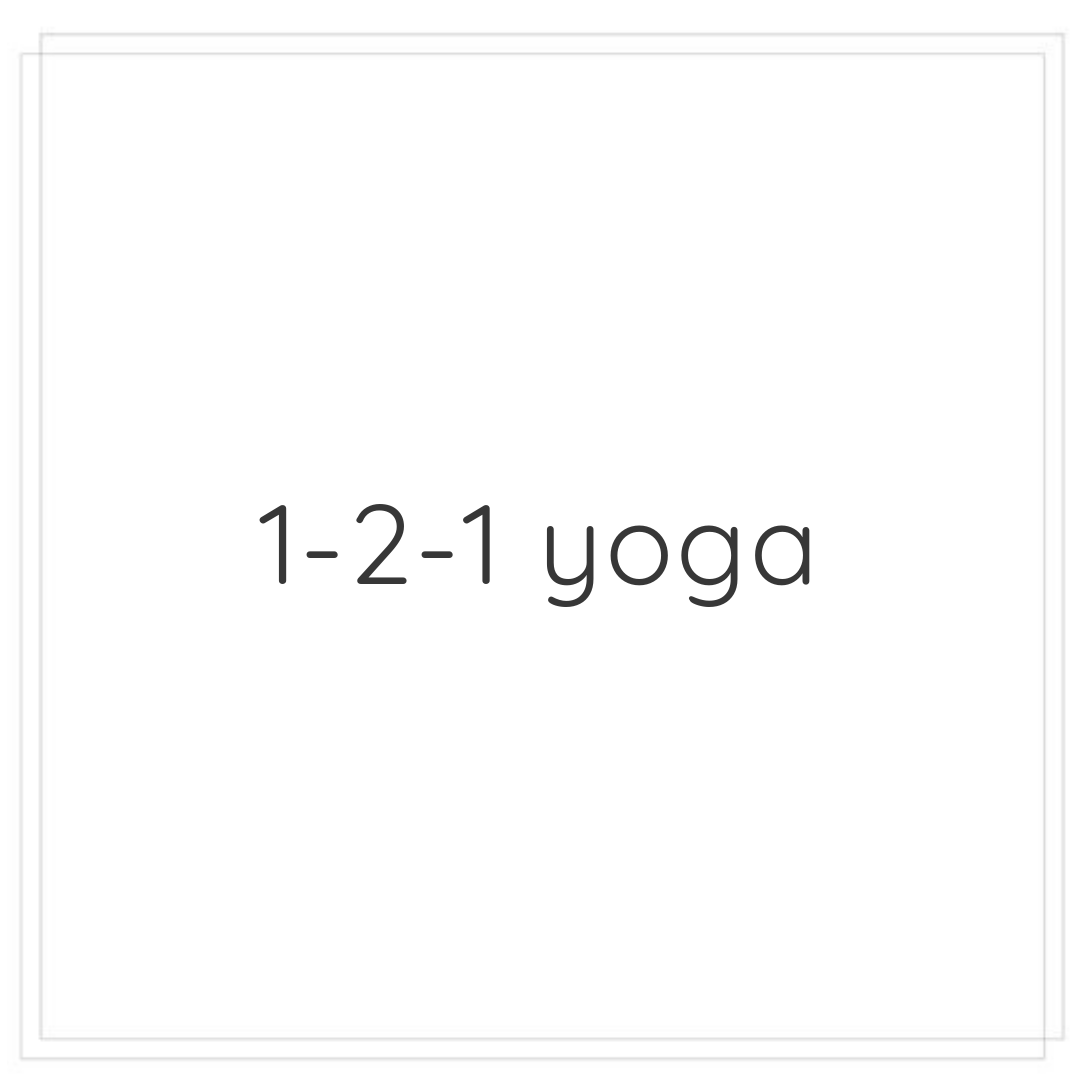 1-2-1 private yoga cheltenham stroud cotswolds
