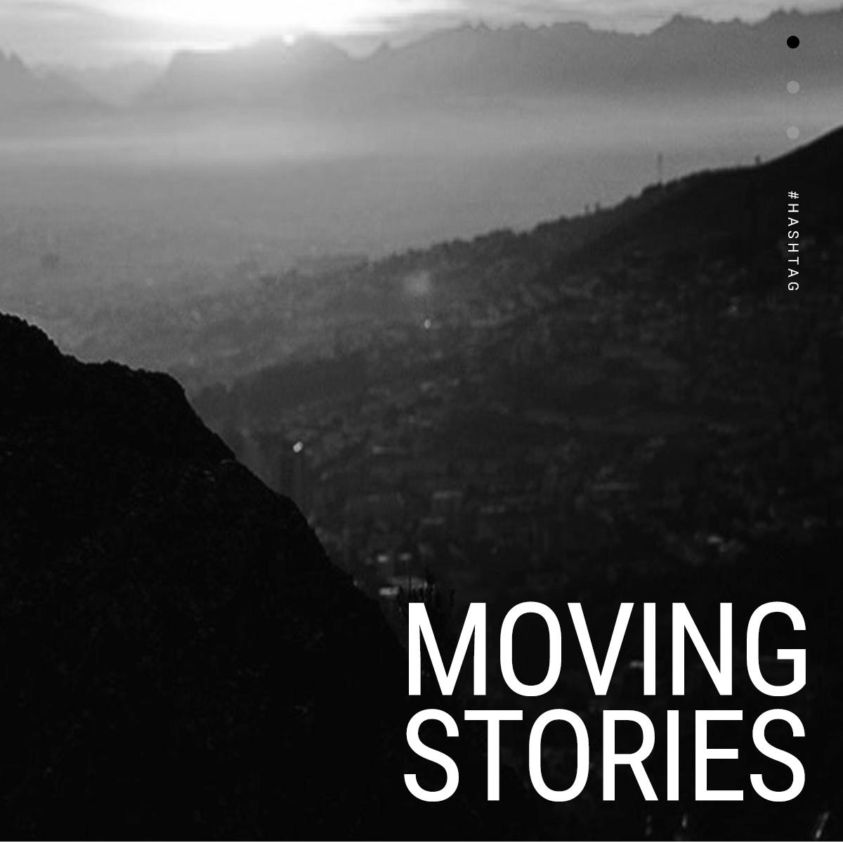 Moving Stories - Online platform
