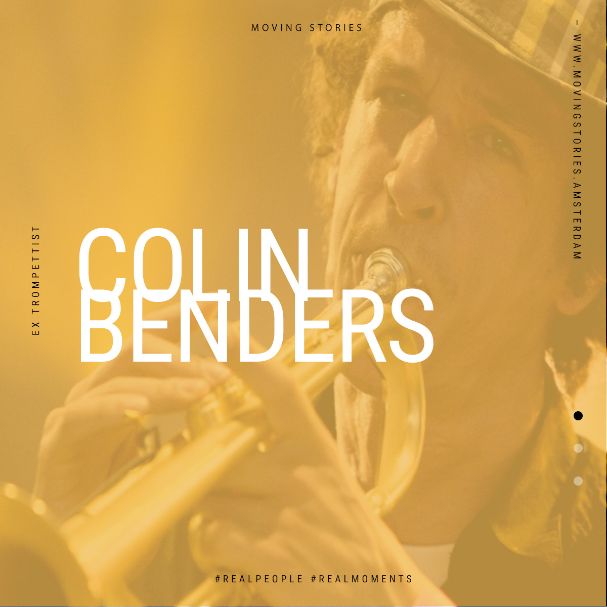 Moving Story - Colin Benders