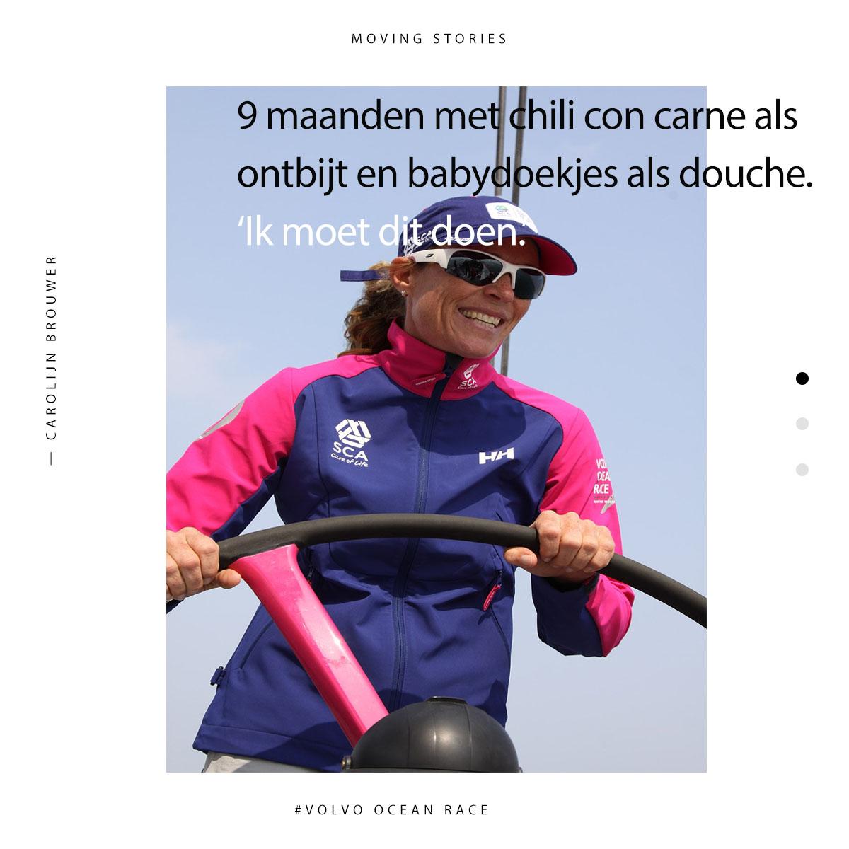 Moving Story - Carolijn Brouwer