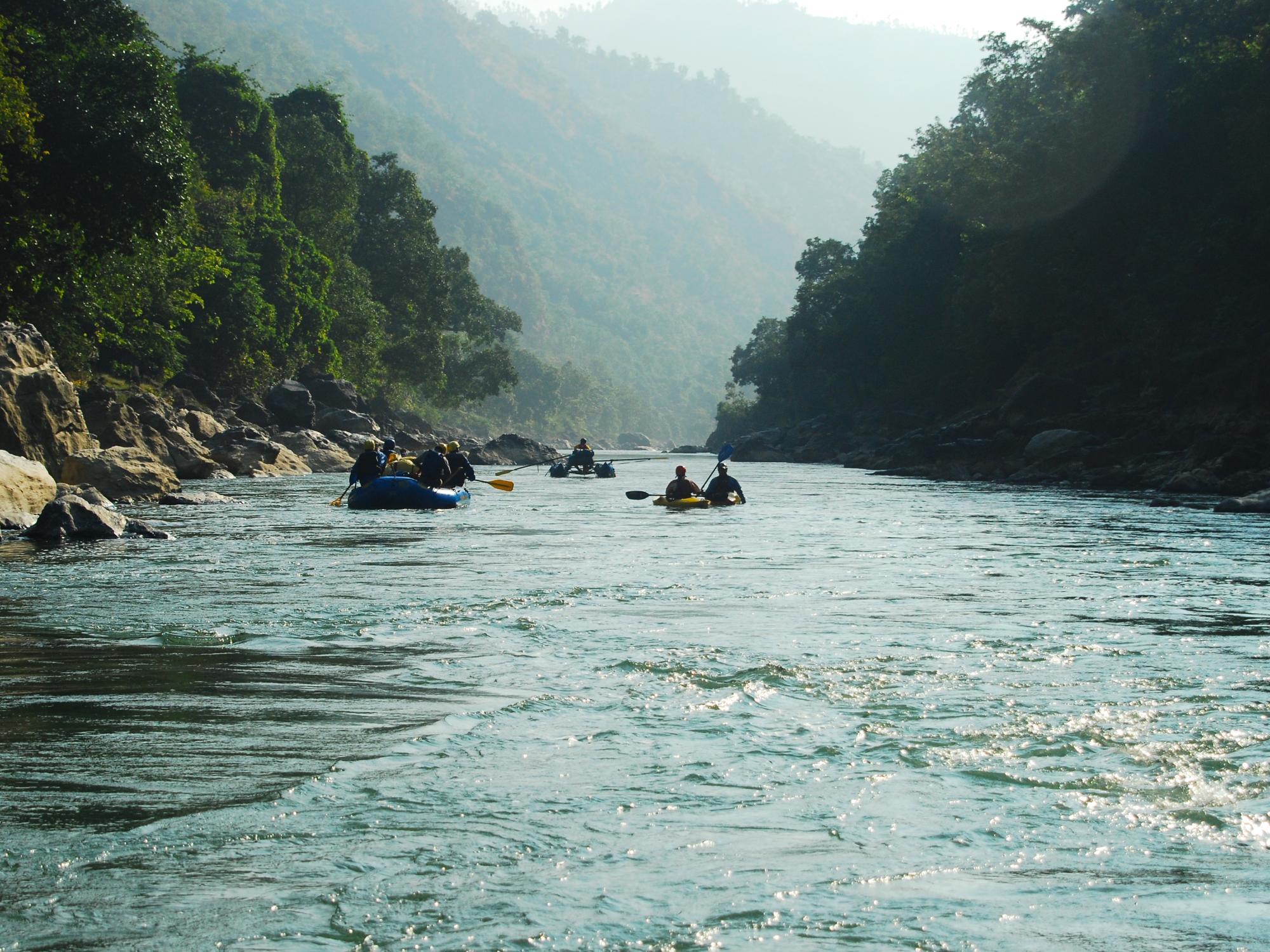 Saryu 8 Days  Kathgodam, Uttarakhand