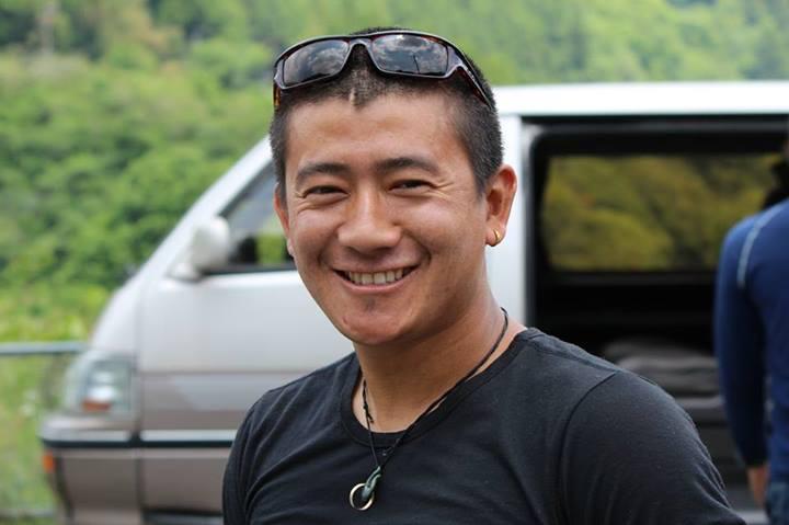 Bishnu Gurung, River Guide
