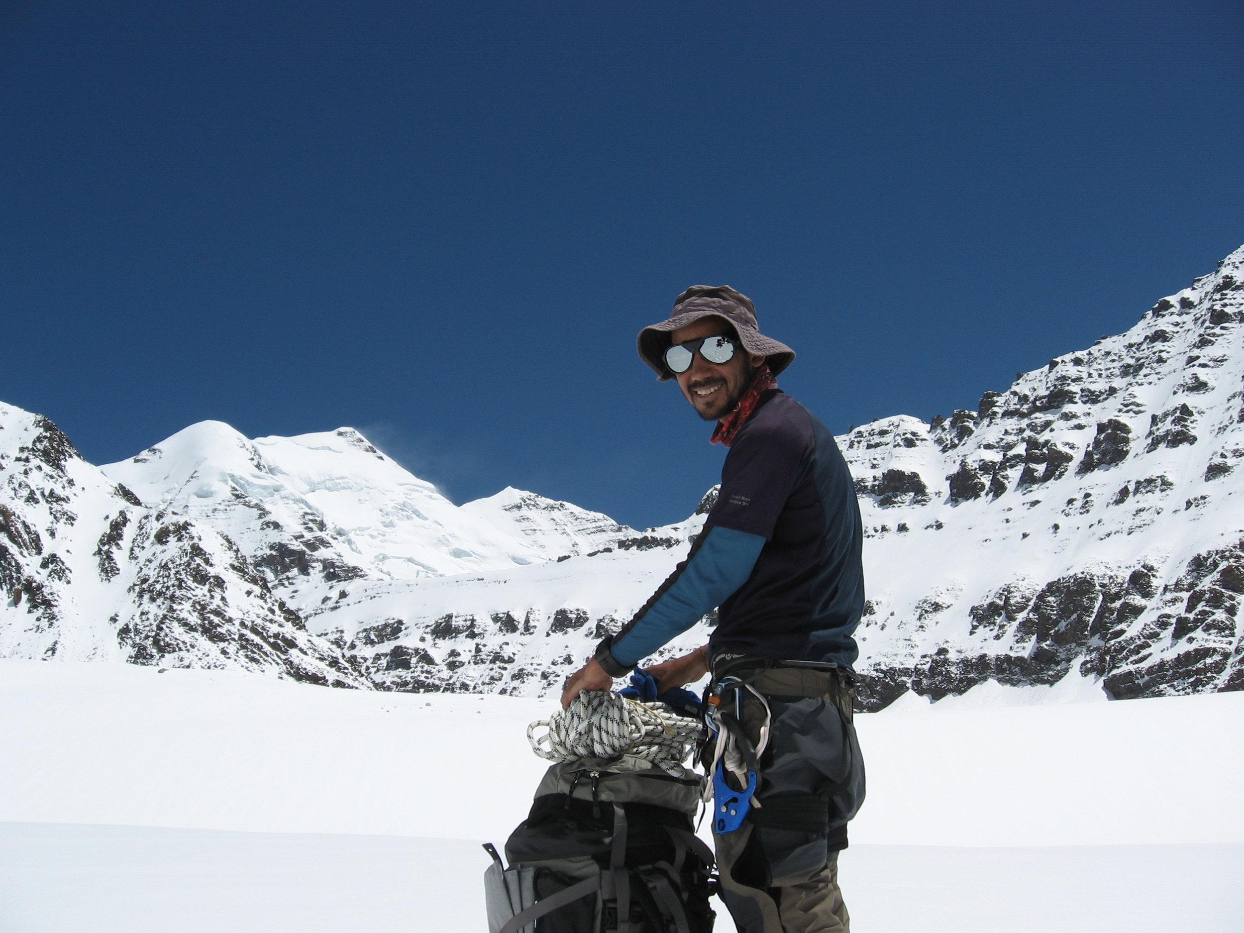 Avilash Bisht, River + Trek/Climb Guide