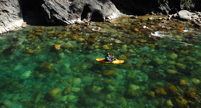 Advanced Kayak Session