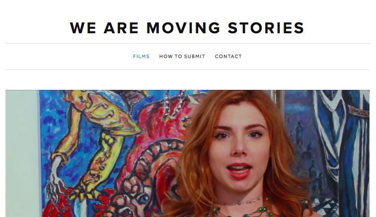 We Are Moving Stories - Interview with the directors, December 2016