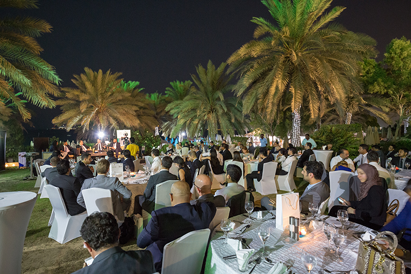 Last year's event in Dubai