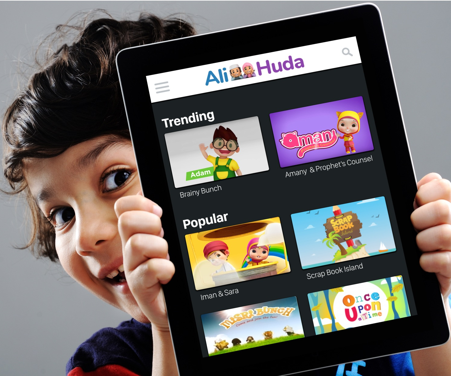 ALI HUDA - We are very proud to have Ali Huda as official sponsors of The Kids Zone at London Muslim Lifestyle Show 2018.Ali Huda Entertains and Educates Your Children About Islam the fun way with 1000s of Shows Exclusively for Muslim Kids. Each show is curated and based on core Islamic values. Peace of Mind for Muslim Parents. Invest in the future of your kid(s) today.