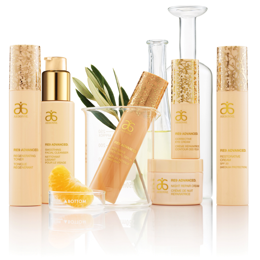 Advanced Anti-Ageing Skincare Set