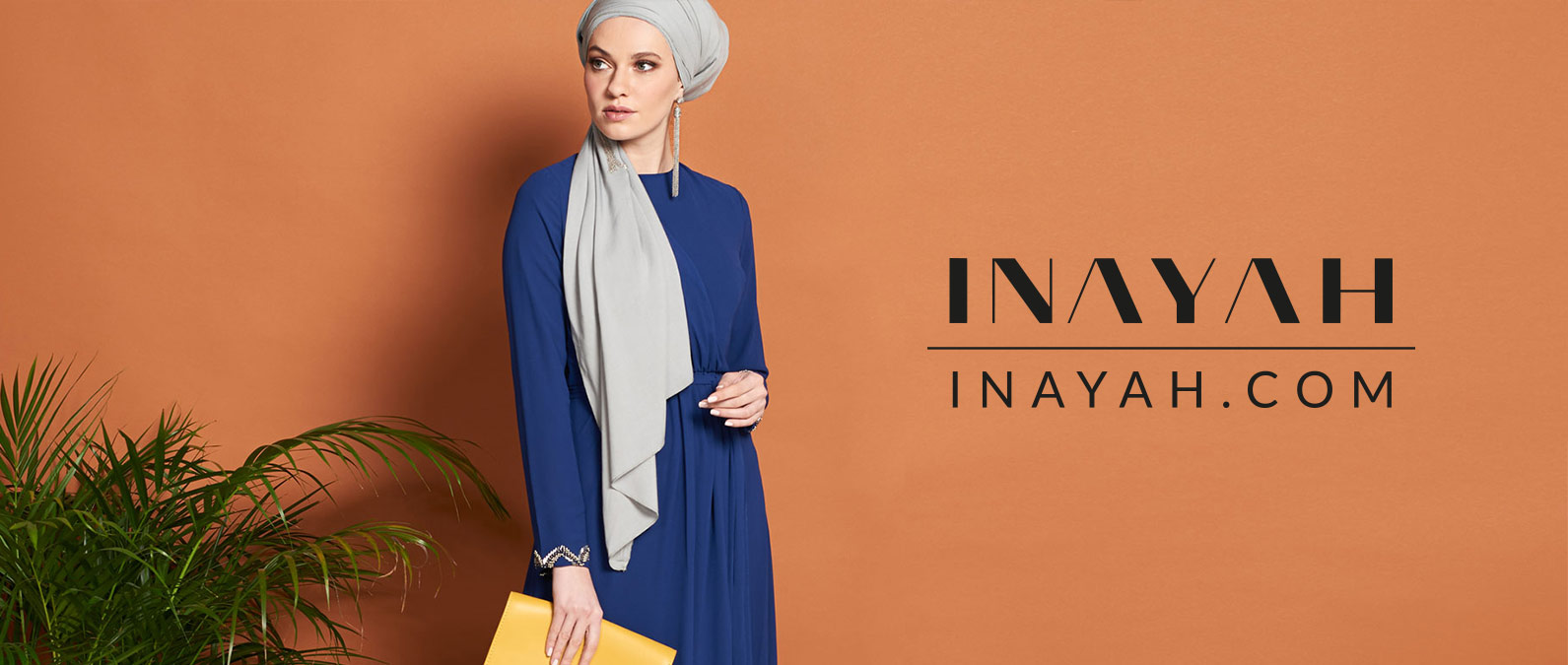 Don't miss Inayah's world debut at London Muslim Lifestyle Show, 21-22 April 2018, Olympia London