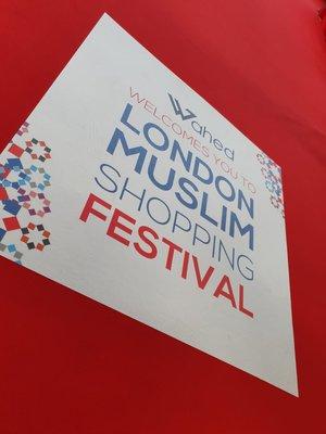 London Muslim Shopping Festival